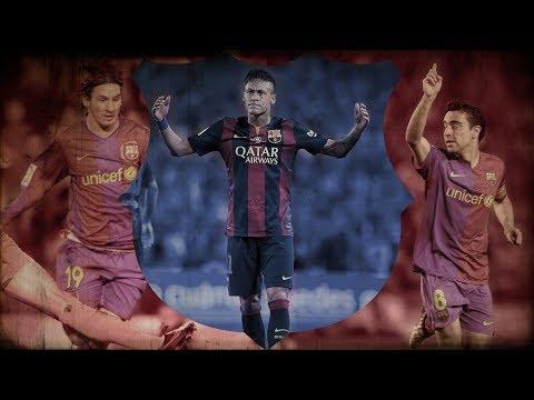 TOP 10 -  FC Barcelona Copa del Rey finals