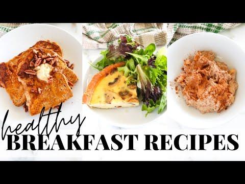 EASY HEALTHY BREAKFAST RECIPES: simple, tasty, paleo recipes