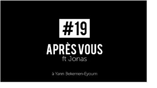 Edgar Sekloka Ft. Jonas - La danse des MCS - #19