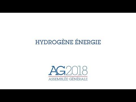 Assemblée Générale Air Liquide 2018 - Hydrogène énergie