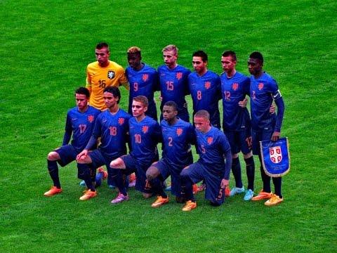 Netherlands U17 ['98] UEFA Qualifying Round 22/10/2014