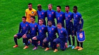 U17 NETHERLANDS (98) UEFA Qualifying Round 22.10.2014.