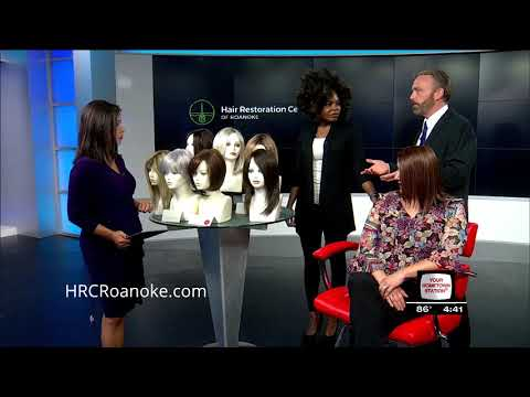 Hair Loss Solutions and Answers   WDBJ Roanoke VA