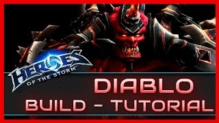 *New* Heroes of the Storm Diablo Guide 2017 (Gameplay)