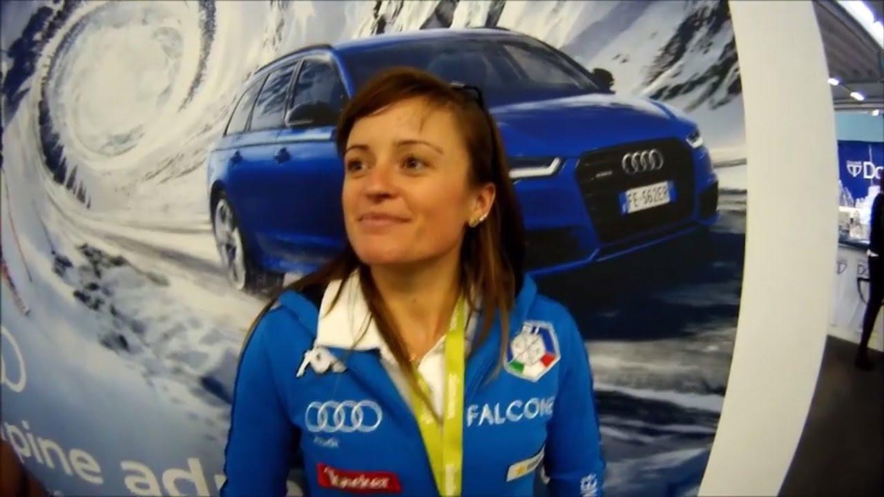 Skipass 2016 - intervista a karin oberhofer