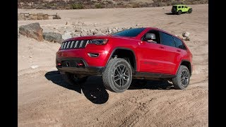 2018 Jeep Compass Trailhawk - OFF-ROAD TEST DRIVE & REVIEW