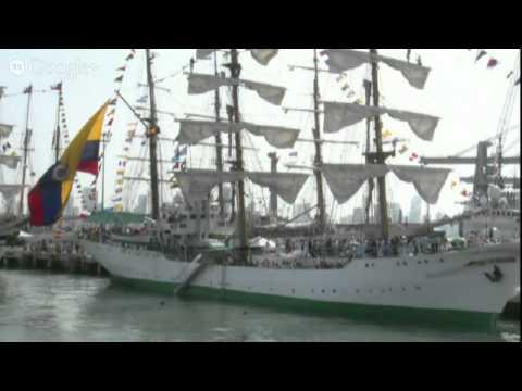 Sail Cartagena de Indias, Salto Orlando Duque