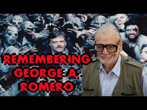 A Quick Memorial of George A. Romero