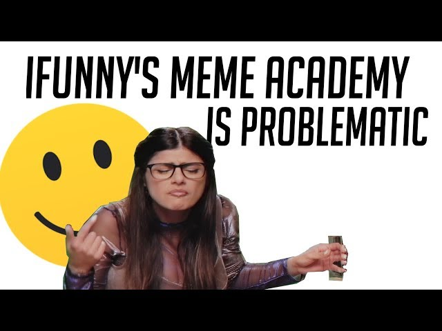 iFunnys Meme Academy is Problematic