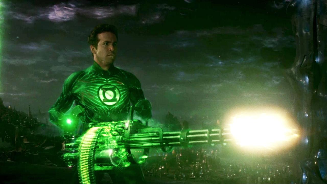 Download Hal Jordan vs Kilowog & Sinestro | Green Lantern Extended cut