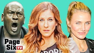 Lebron Hates MJ, Dr Phil's Big Find, SATC Fortune Cookies, & Cameron Diaz Update | Page Six TV