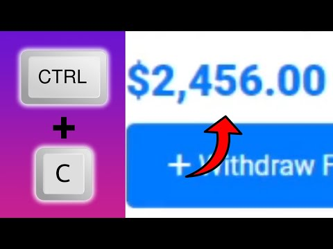 $2,456 Earned   Copy And Paste   How To Make Quick Money Online   Make Money Online Worldwide