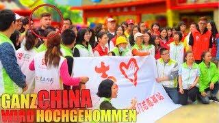 Ganz CHINA wird HOCHGENOMMEN !..😱  STREET COMEDY   Denizon
