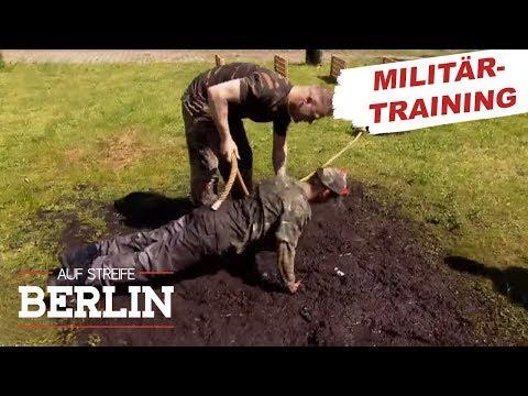 Vater quält Sohn: Brutale Militärpraktiken | Auf Streife - Berlin | SAT.1 TV