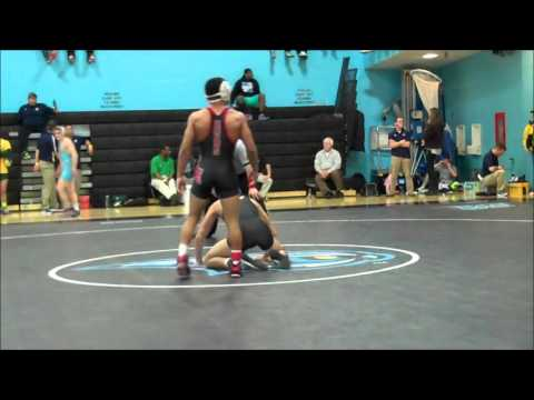 120 Brian Stuart North Hagerstown vs Earl Blake Linganore 2016 3A 4A North Region Final