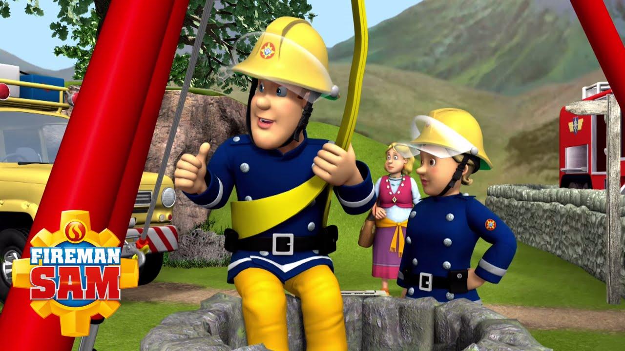 Fireman Sam:消防士のサム