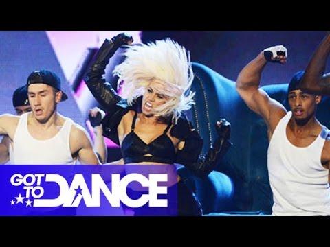 Kimberly Wyatt | Semi Final Performance | Got To Dance 4