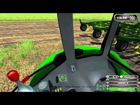Thumbnail: Deutz Tractor, the best i have ever had! Farming Simulator 2011