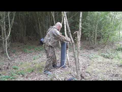 Cмотреть видео онлайн Кормушка для кабана и оленя.