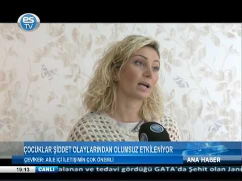 Uzman Psikolog Gizem Çeviker-Şiddetin...