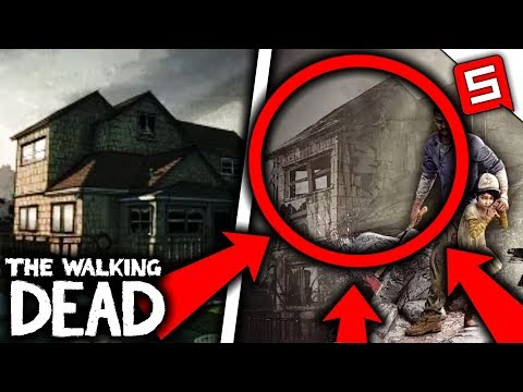 Clementine Cut Alternate Ending?! - The Walking Dead Final Season Clementine's House Cut Content