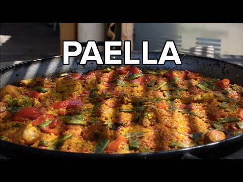 Let's Talk... Paella.