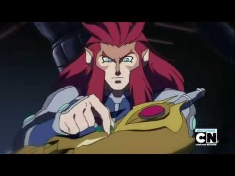 ThunderCats (2011) - Leo/Lion-O Activates The Armor Of Omens