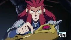 ThunderCats (2011) - Leo/Lion-O Activates The Armor Of Omens