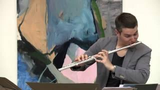 """Jacques Hotteterre - Prelüüd A-duur tsüklist """"L'art de préluder"""" op 7"""