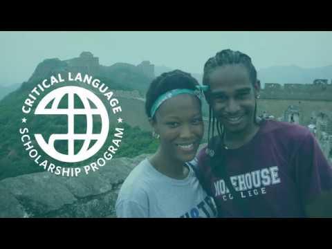 Critical Language Scholarship: Start Your Language Adventure!