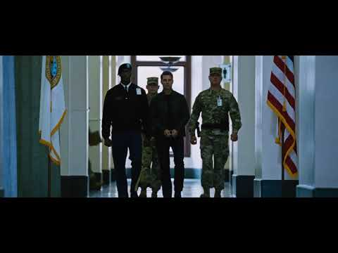 TOM CRUISE JACK REACHER PRISON ESCAPE SCENE HD