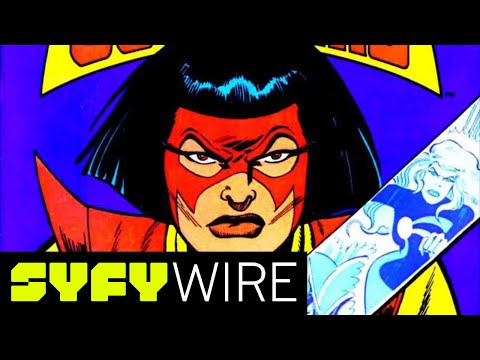 The Other History Of The DC Universe: Writer John Ridley Previews | SYFY WIRE