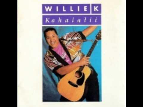 "Willie K "" Hookipa Surf Song "" Kahaialii"