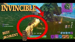 *NOUVEAU BUG* INVINCIBLE ET INVISIBLE SUR FORTNITE ! GLITCH !