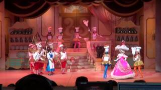 beauty and the beast live on stage at walt disney world hollywood studios 1080p hd august 2014