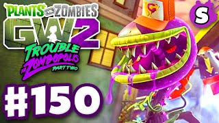 Plants vs. Zombies: Garden Warfare 2 - Gameplay Part 150 - Chomper's Pizza Delivery S Rank! (PC)