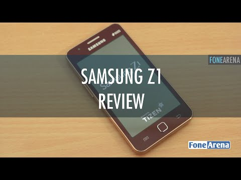 Samsung Z1 Review