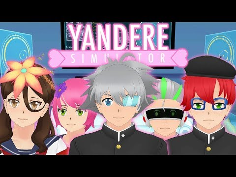 SO MANY NEW STUDENTS & CLUBS!! | Yandere Simulator Update