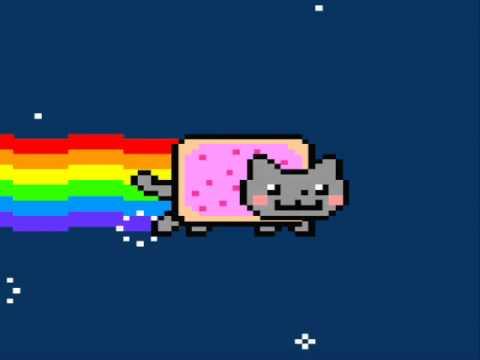 Nyan Cat [I'm A Kitty Cat VERSION]