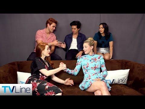 Riverdale Season 4 Preview   Comic-Con 2019   TVLine