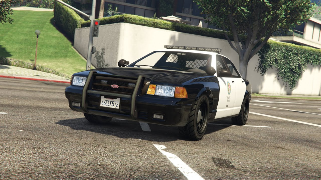 Crown Vic Police Car Wallpaper How To Install Amber Parking Lights And Clear Lightbar On