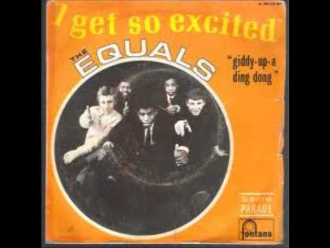 The Equals - I Get So Excited