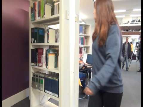 How to borrow books in Bute Library