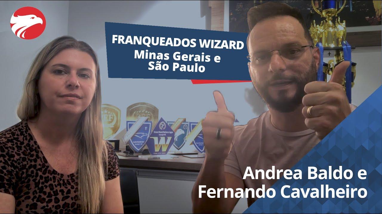 Depoimento Franqueados | Franquias Wizard MG e SP
