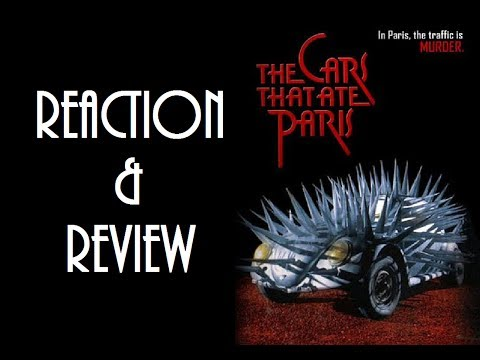 Reaction & Review   The Cars That Ate Paris