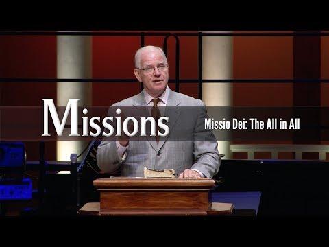 Missio Dei: The All in All