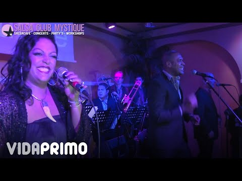 India Full Concert at Salsa Club Mystique Amsterdam