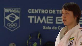 Primera entrenadora de judo en Brasil derrota barreras de género
