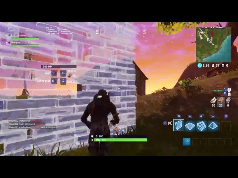 Fortnite Battle Royale NEW*Game Mode CLOSE ENCOUNTERS