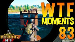 PUBG WTF Funny Moments Highlights Ep 83 (playerunknown's battlegrounds Plays)
